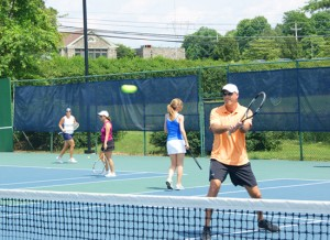 Tennis Coaching Hampton