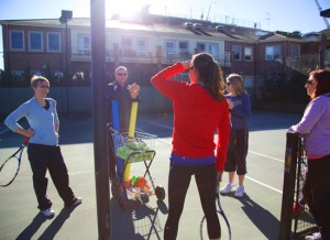 Tennis Coaching Sandringham