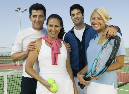 Adult – Adult Tennis Mixed Coaching / Matchplay After Work