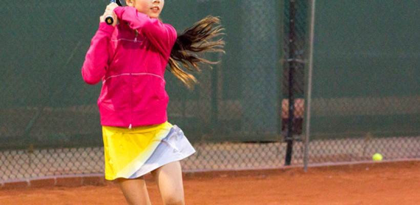 Junior – Tennis Australia ANZ Hotshots  9-12 yrs old